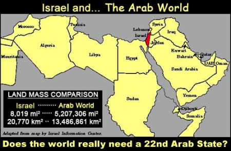 Israel-and-the-Arab-World